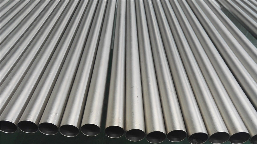 Seamless Steel Exhaust Pipe 12mm WT High Pressure Resistant For Power Station